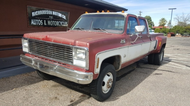 1980 GMC Sierra 3500HD