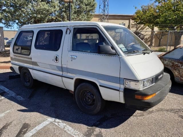 1989 Toyota Vans