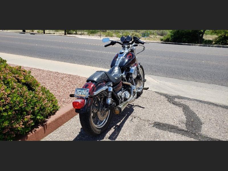 Harley-Davidson FXR 1989 price $7,999