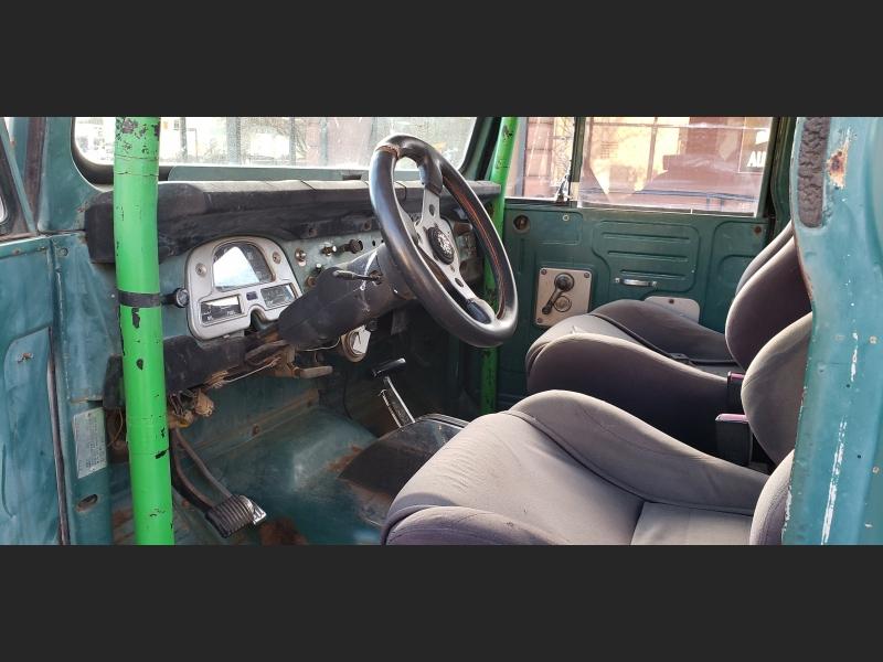 Toyota FJ Cruiser 1973 price $6,999