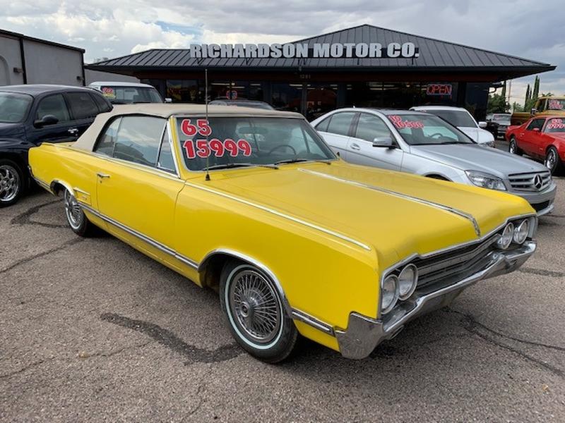 Oldsmobile Cutlass 1965 price $15,999