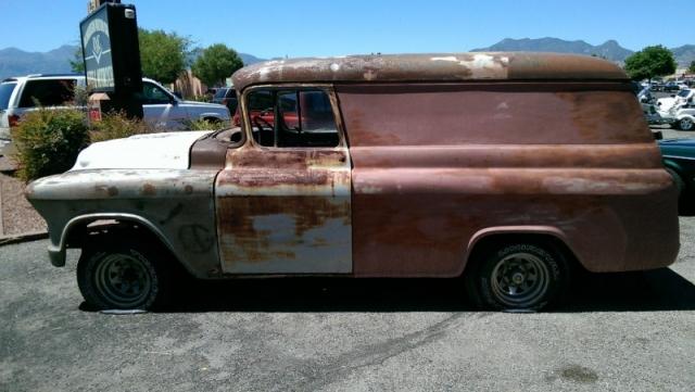 1957 Chevrolet PANEL