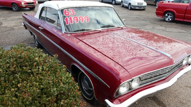 1963 Oldsmobile CUTLASS