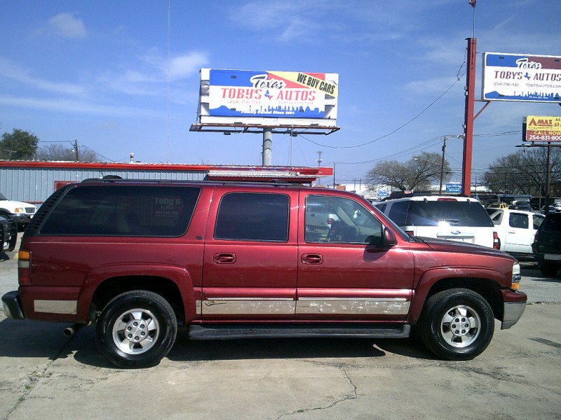 Chevrolet Suburban 2002 price $1,750 Down