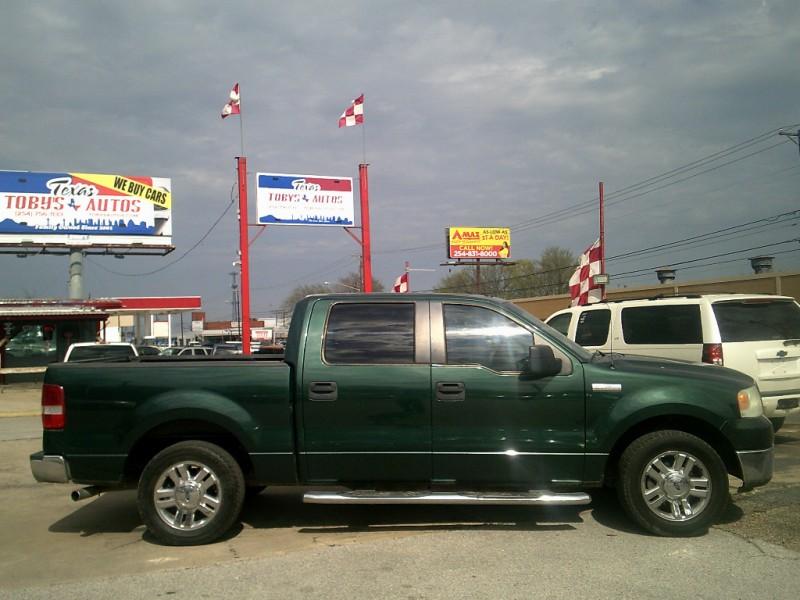 ford   wd supercrew  xlt inventory tobys autos auto dealership  waco texas