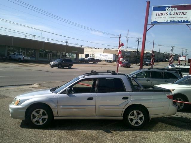 2003 Subaru Baja