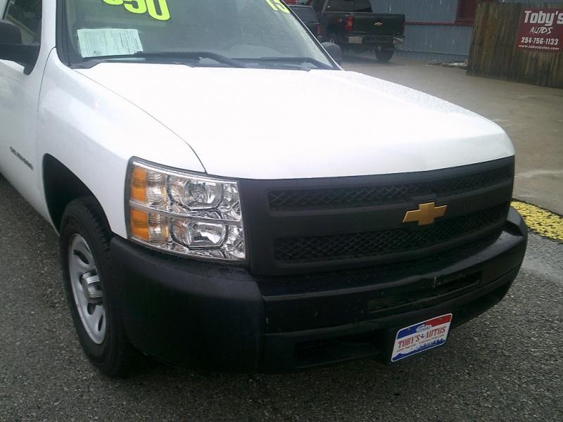 Chevrolet Silverado 1500 2013 price $5,950