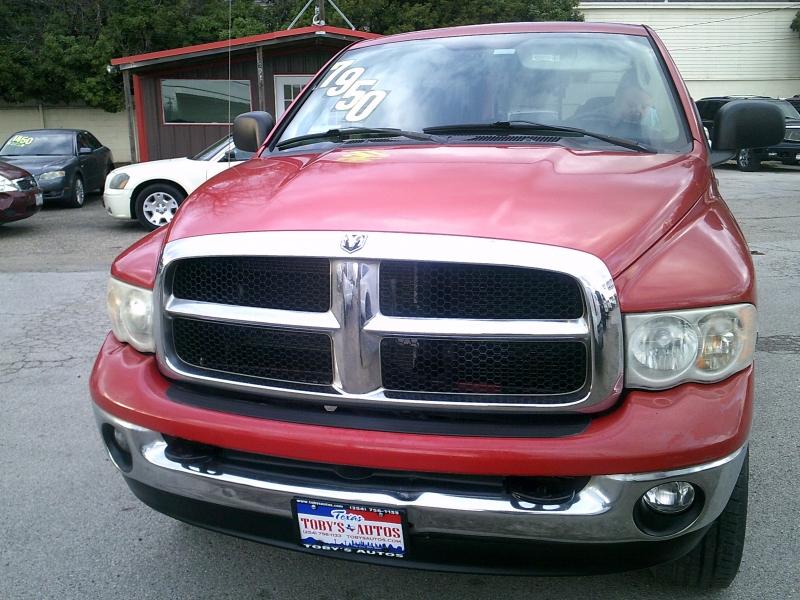 Dodge Ram 2500 2005 price $7,950