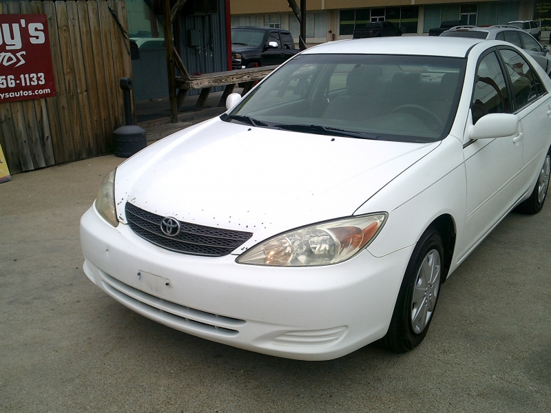 Toyota Camry 2004 price $2,000 Down