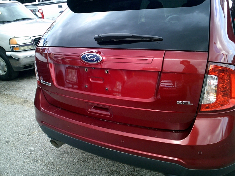 Ford Edge 2007 price $5,950