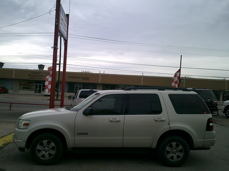 Ford Explorer 2008 price $2,450