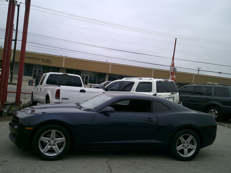 Chevrolet Camaro 2010 price $8,950