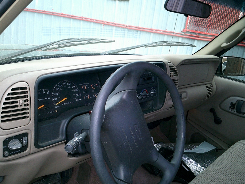 Chevrolet C/K 1500 Work 1997 price $7,950