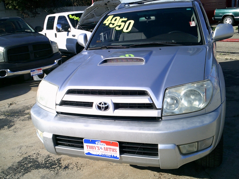Toyota 4Runner 2005 price $2,250 Down