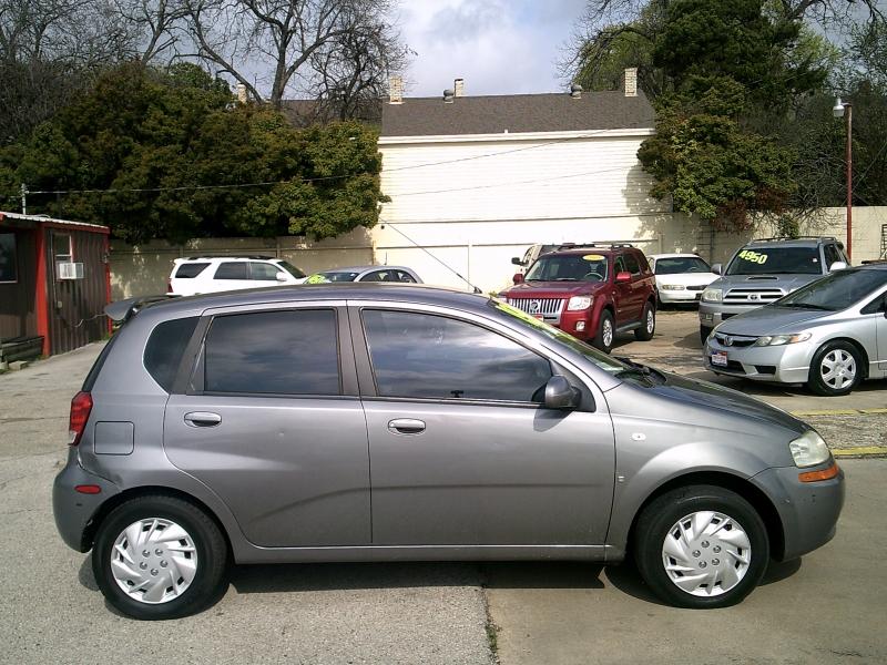 Chevrolet Aveo 2007 price $1,950