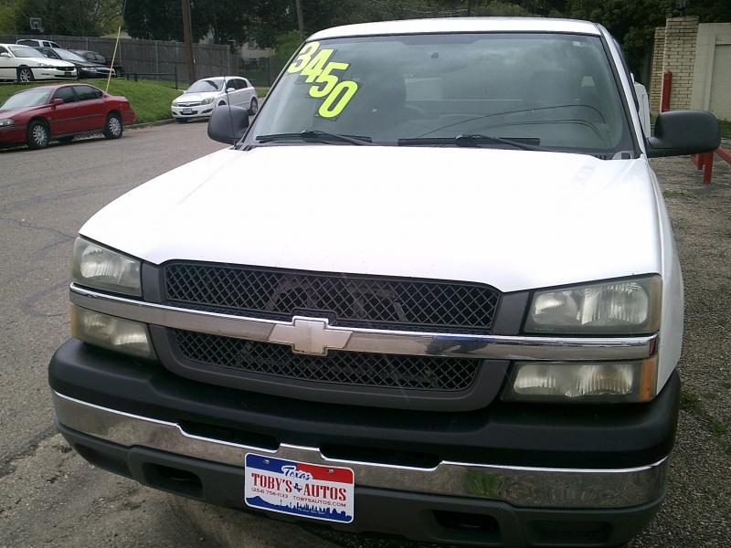 Chevrolet Silverado 1500 2005 price $1,500 Down
