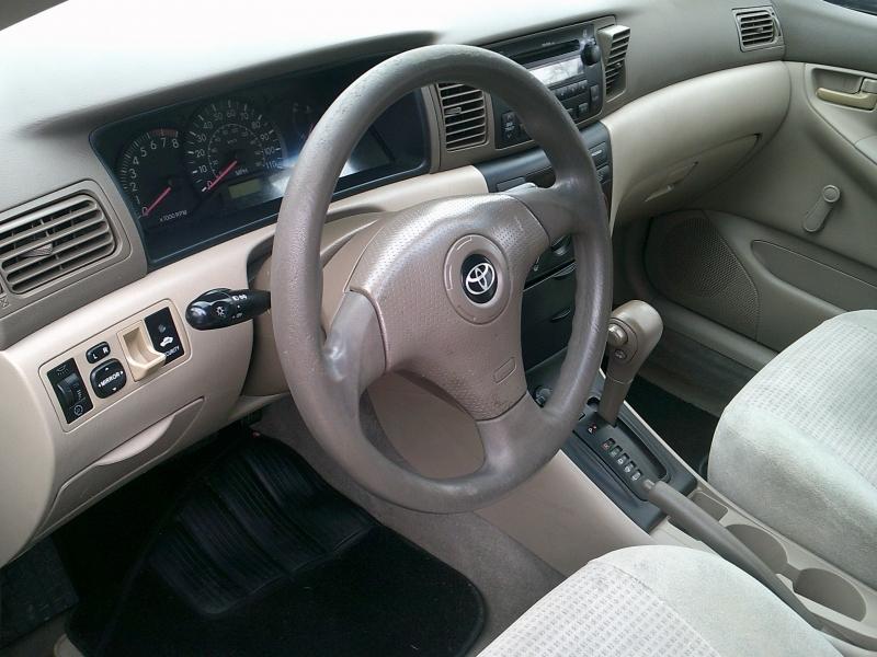 Toyota Corolla 2005 price $1,250 Down