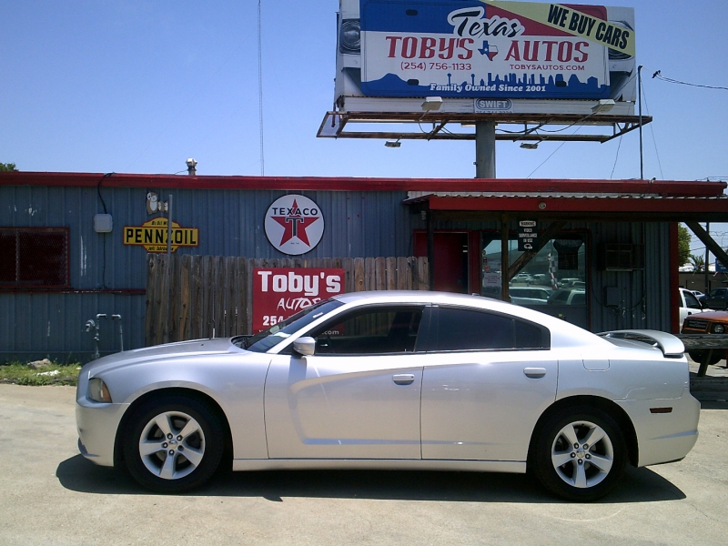 Dodge Charger 2012 price $6,950