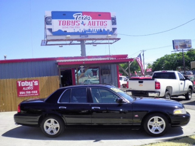 2002 Ford Crown Victoria 4dr Sdn LX - Inventory   Toby's