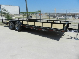 East Texas Trailers 83x22' 2018