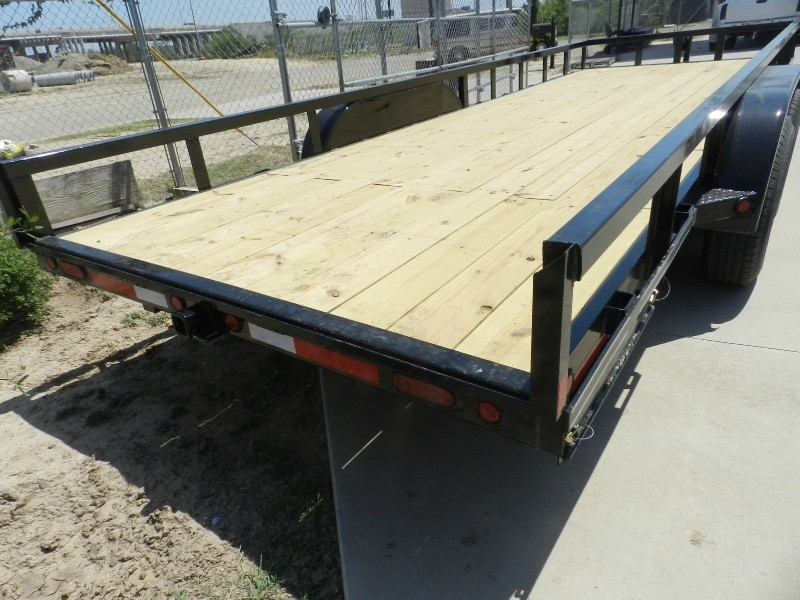 East Texas Trailers 83x22' 2018 price $3,500