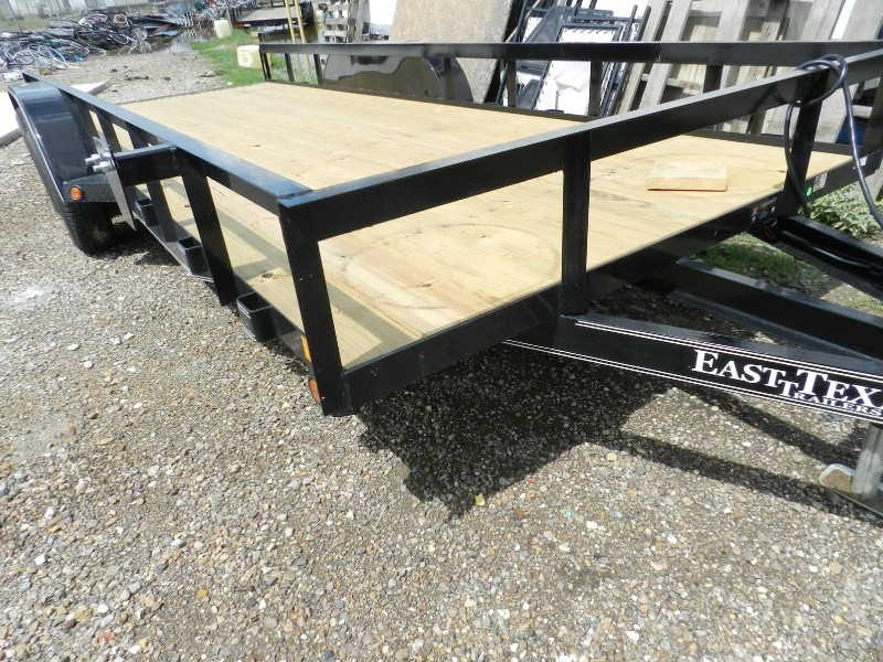 East Texas Trailers  2019 price $2,550