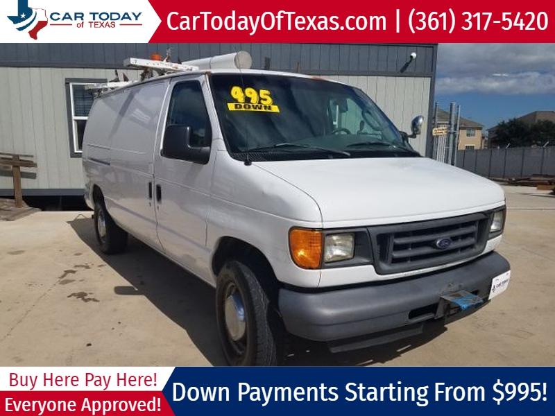 Ford Econoline 2006 price $9,995