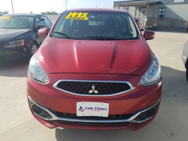 Mitsubishi Mirage 2017 price $11,995