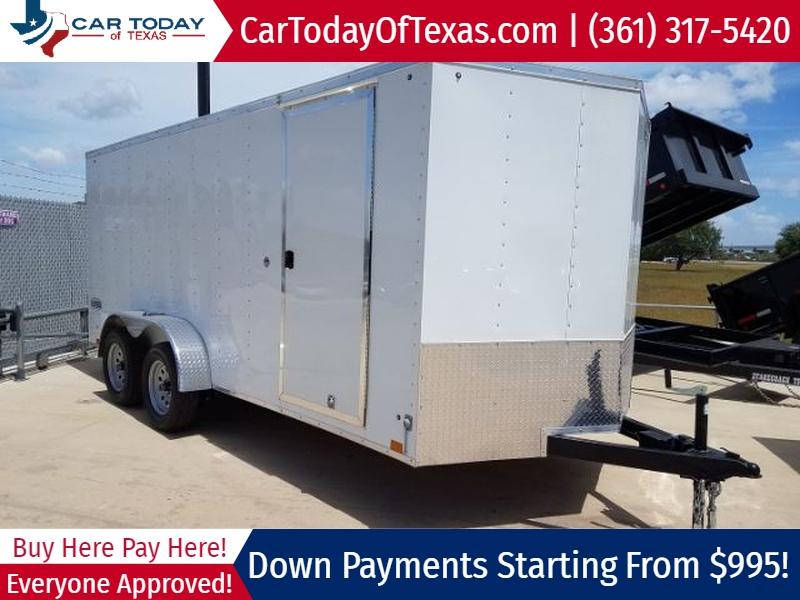 Cargo Express V 7X16 TA35 CARGO 2020 price $4,495