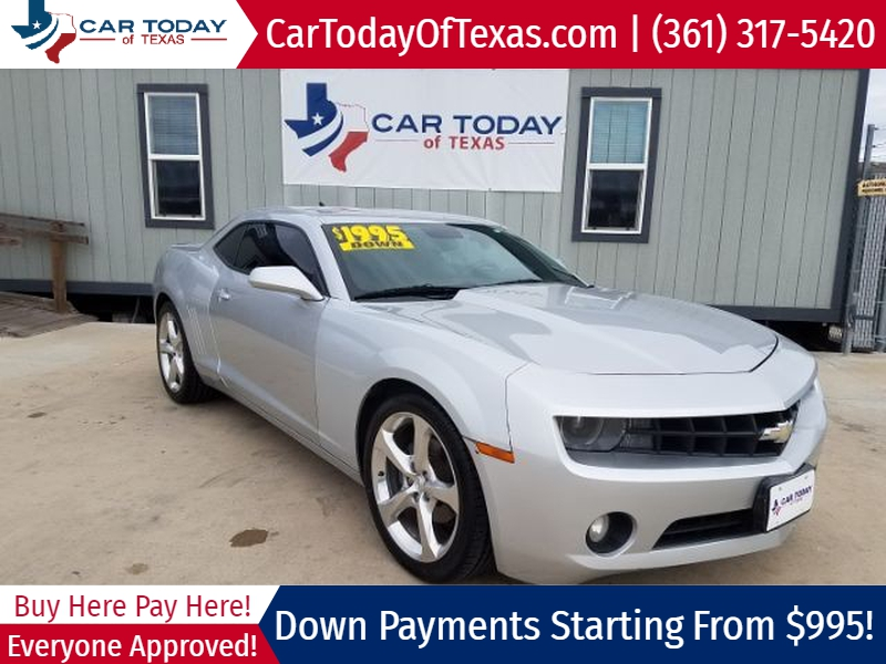 Chevrolet Camaro 2011 price $12,995