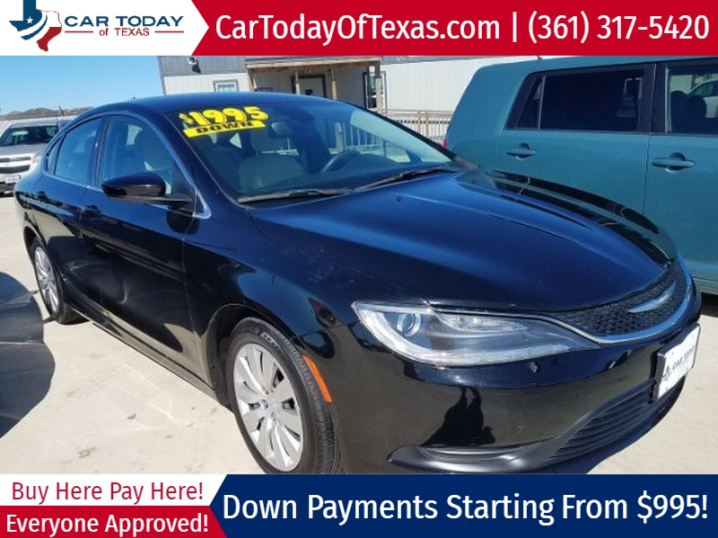 Chrysler 200 2015 price $12,995