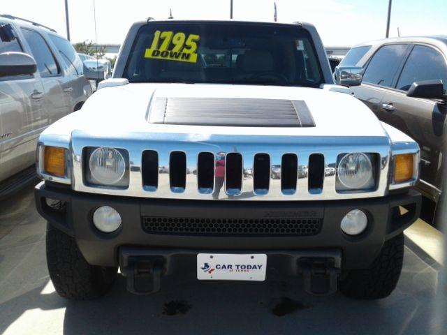 Hummer H3 2007 price $12,995