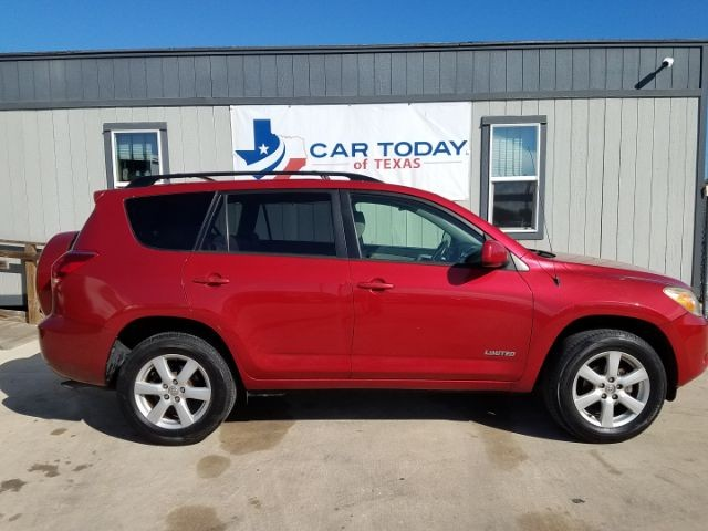 2006 Toyota Rav4 Limited I4 4wd Car Today Of Texas Dealership In
