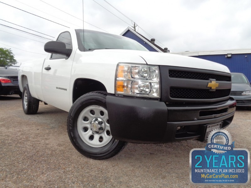 Chevrolet Silverado 1500 2013 price