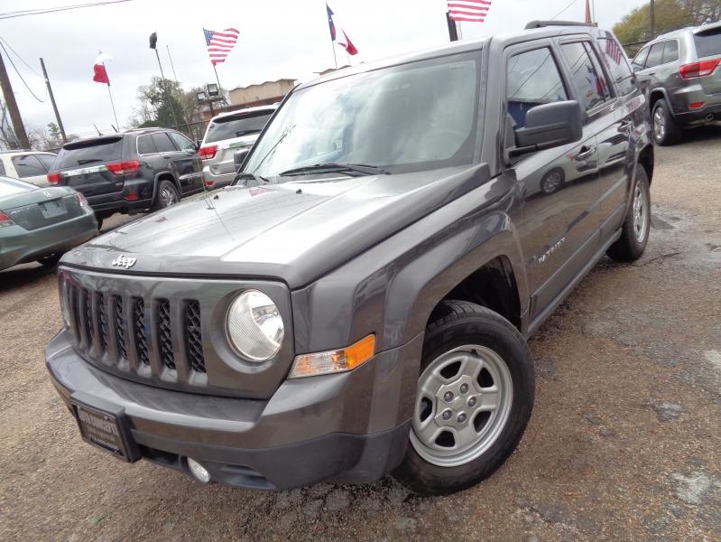 Jeep Patriot 2016 price $14,995