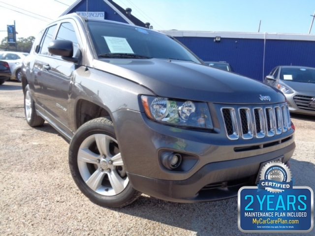 2016 Jeep Compass Fwd 4dr Sport Inventory Auto