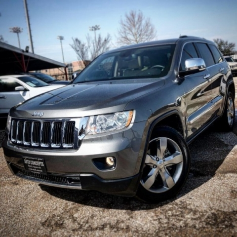 2012 Jeep Grand Cherokee Rwd 4dr Limited Inventory Auto Concepts