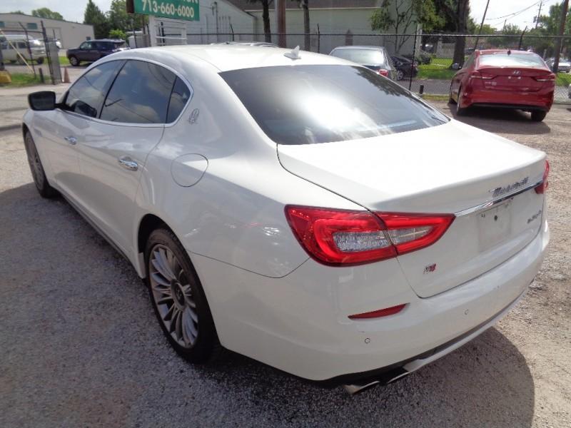 Maserati Quattroporte 2014 price