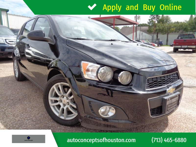 Chevrolet Sonic 2012 price $9,995