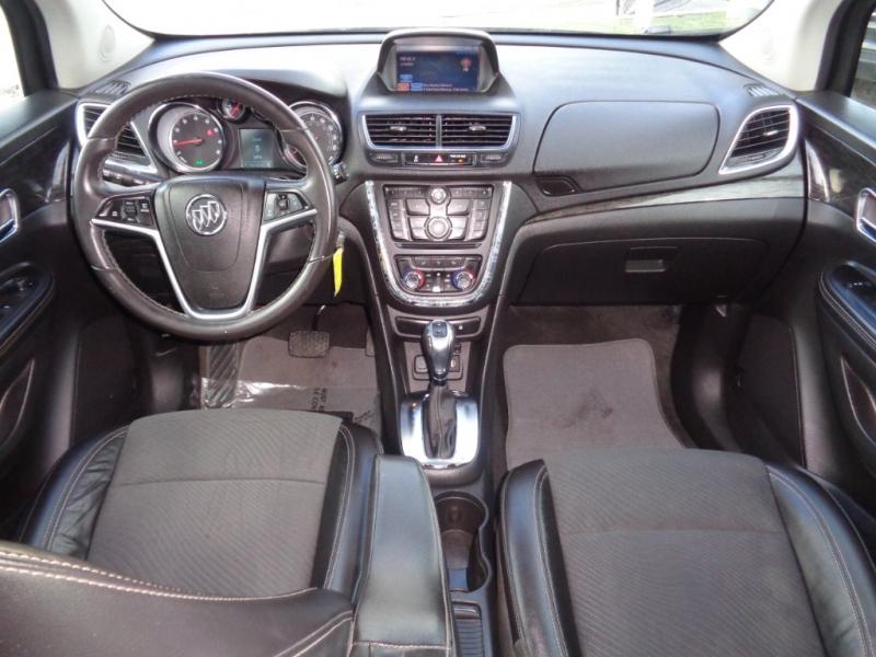 Buick Encore 2014 price