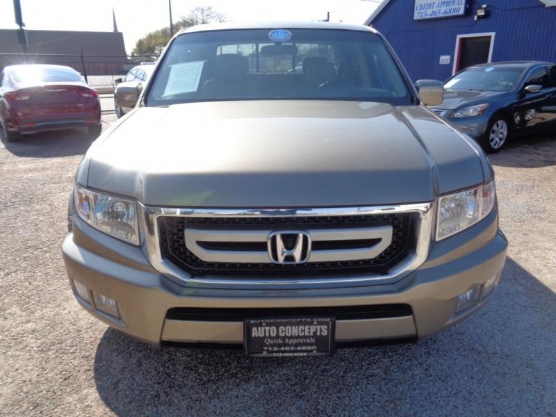 Honda Ridgeline 2010 price $19,995