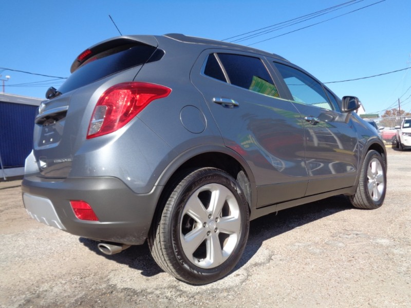Buick Encore 2015 price $17,995