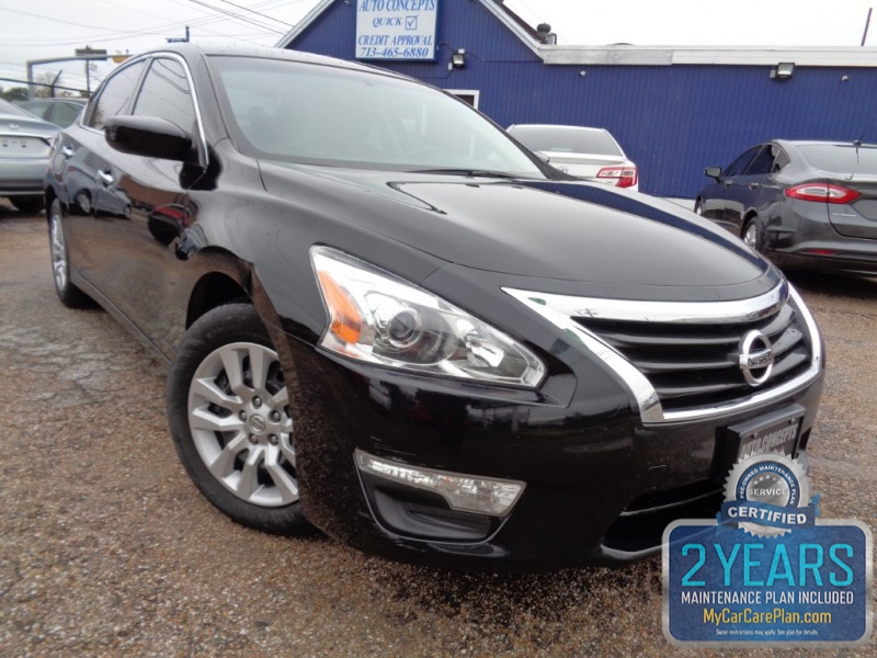 Nissan Altima 2015 price