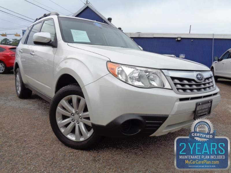 Subaru Forester 2011 price