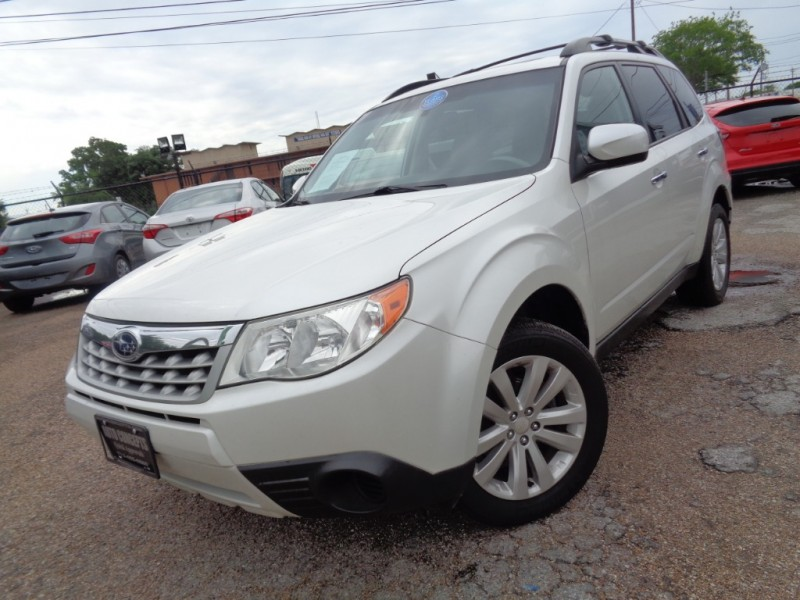Subaru Forester 2011 price $12,995