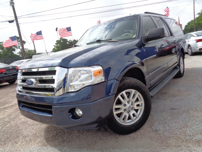 Ford Expedition EL 2013 price $14,995