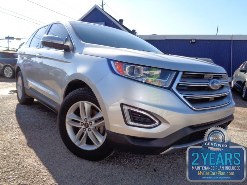 Ford Edge 2016 price