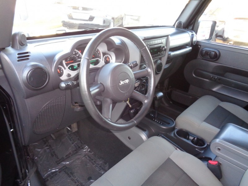 Jeep Wrangler Unlimited 2010 price $22,995