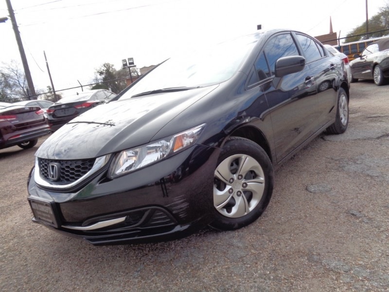 Honda Civic Sedan 2015 price