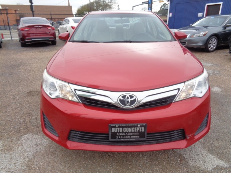 Toyota Camry 2013 price